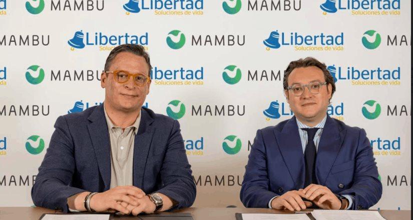 Libertad Soluciones de Vida firma acuerdo con Mambu para acelerar su evolución digital