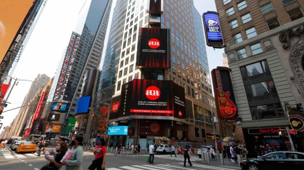 ACA marketing a la cabeza en publicidad más allá de nuestros aparatos electrónicos.