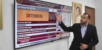 SEDENA destruye plantío de enervantes en el poblado Arroyo Potrero en Ensenada