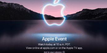 Apple traerá novedades el día de hoy en su transmisión desde California