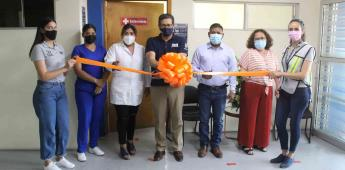 Inauguran espacio de atención para la salud de su comunidad universitaria