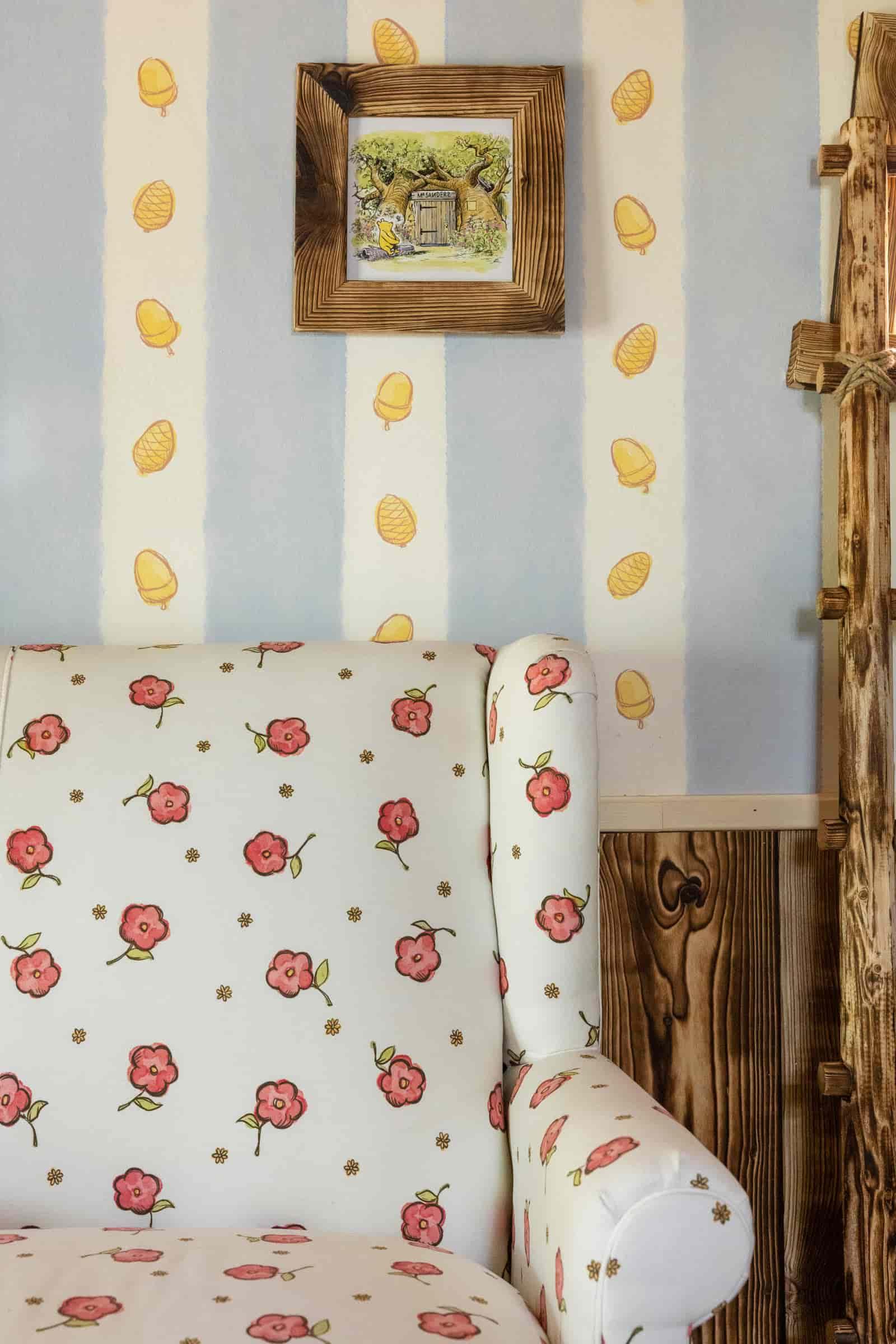 """El Bosque de los Cien Acres y Winnie the Pooh se preparan para recibirte en su nuevo alojamiento """"Bearbnb"""""""