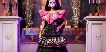 Ya se encuentra disponible en Amazon la Muñeca Barbie Dia de Muertos 2021