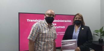 COPLADE se reúne con gobierno entrante para comenzar el proceso de transición