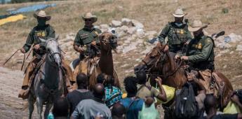 EU inicia deportación de haitianos desde Texas