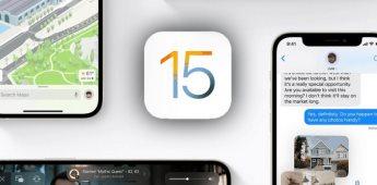 iOS 15 es lanzada hoy para los dispositivos de Apple