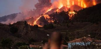 Erupción del volcán La Palma: Provoca evacuación de más de 5 mil habitantes