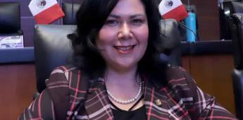 Atenderá senadora León reuniones sobre medio ambiente y desarrollo sustentable en Washington