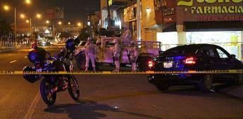 Dos sujetos con arma de fuego intentaron asesinar a otro, esto en el municipio de Rosarito .