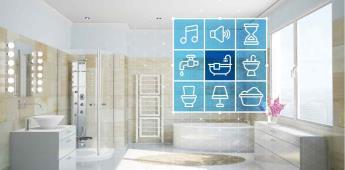 Gadgets para automatizar tu baño y disfrutar este espacio de tu casa
