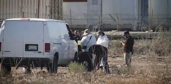 Esta mañana un hombre fue localizado sin vida con impactos de arma de fuego.