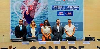 """""""Nado x mi Corazón 2021"""", Tras 11 años de gran éxito, sigue poniendo a México en movimiento."""