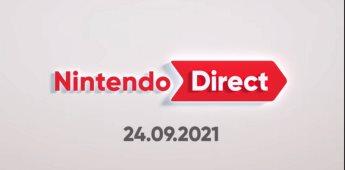 Juegos y cine animado dentro del Nintendo Direct