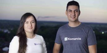 Llega Komercia a México plataforma que ayuda a emprendedores a crear su propia tienda online