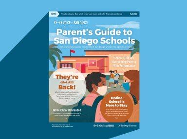 Voice of San Diego publica la edición 2021 de una guía para padres de las escuelas de San Diego