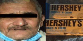 Sucursal de Soriana no presenta cargos ante hombre mayor que robó chocolates