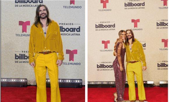 Juanes Cierra la semana con una espectacular presentación en los premios billboard de la música latina