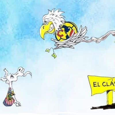 América y Chivas se miden en un clásico de claroscuros.