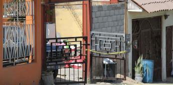 Matan a balazos a un joven en el patio de su casa