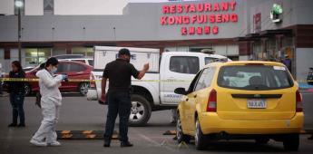 Joven es atacado a balazos en un Soriana y otro hecho violento se presentó en un Calimax