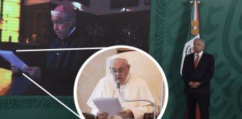Papa Francisco envía mensaje a México por la Independencia