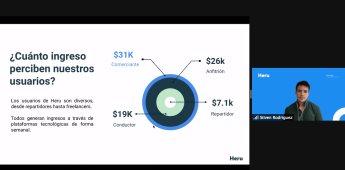 Presentan Heru, la primera plataforma para el pago automatizado de impuestos de prestadores de servicios de aplicaciones como Uber, MercadoLibre y Airbnb