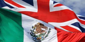 Con TLC, Reino Unido busca ampliar negocios con México
