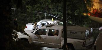 Un hombre de aproximadamente 45 años de edad fue asesinado por arma de fuego en colonia Leandro Valle.