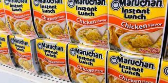 Usuarios reclaman con memes retiro de la sopa Maruchan de las tiendas