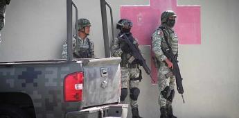 Policía Municipal herido por arma de fuego en la colonia Los Santos