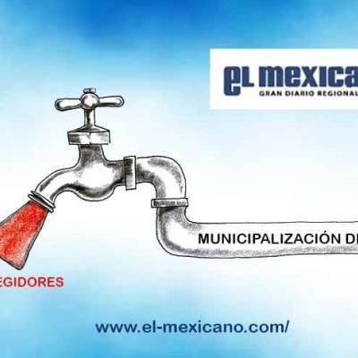 Durante sesión extraordinaria de cabildo se votó a la no municipalización del agua