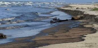 Las costas de California sufren derrame de al menos 480 mil litros de petróleo