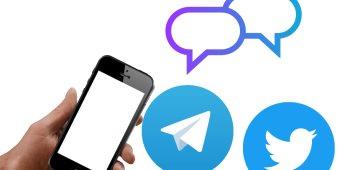 Dicen hola al SMS, Telegram y Twitter