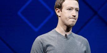 Mark Zuckerberg pierde importante suma de dinero tras apagón de sus redes sociales