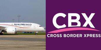 Aeroméxico integrara un boleto de Cross Border Express en sus vuelos a Tijuana