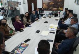 Presenta director del IMAC a su equipo de colaboradores