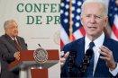 AMLO dice que volverá a invitar a Joe Biden para que visite México