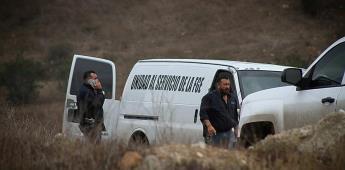 Encuentran cuerpo sin vida en un camino vecinal