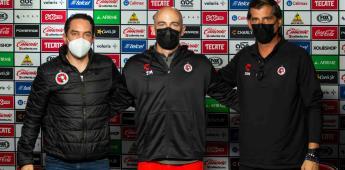 Sebastián Gallego Méndez es el nuevo entrenador Xoloitzcuintle