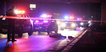 Un joven pierde la vida tras ser impactado por otro vehículo
