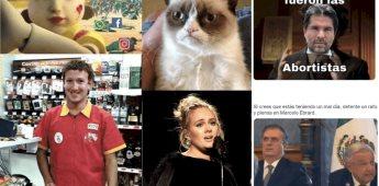 Expresión de Ebrard y la caída de redes, entre los memes de la semana