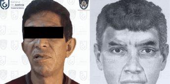 Cae presunto violador serial de CDMX