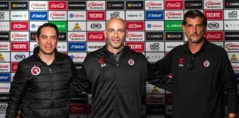 Xolos anuncia a Sebastián Gallego Méndez como su nuevo entrenador