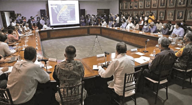 Autoridades se alistan ante Pamela en Sinaloa