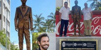Defraudador así fichan a Eugenio Derbez en Acapulco por no cumplir lo que promete