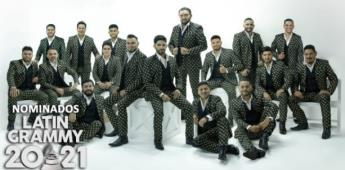 Banda el recodo de Cruz Lizárraga reciben nominación al latin grammy 2021