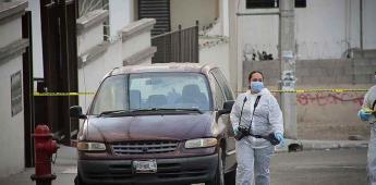 Encuentran un cadáver dentro de una camioneta en Real de San Francisco