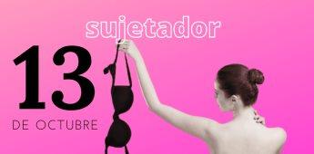 Día Internacional sin sujetador: Día de concientización y de igualdad