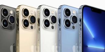 Apple reduce producción de iPhone 13 por escasez de chips