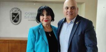 Se firma ratificación del nombramiento de Orlando Castillo García como Presidente de la Honorable Comisión de Box